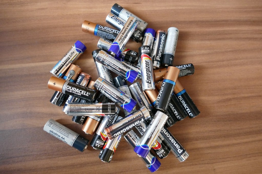 ¿Qué ocurre con las pilas que no llevamos a reciclar?