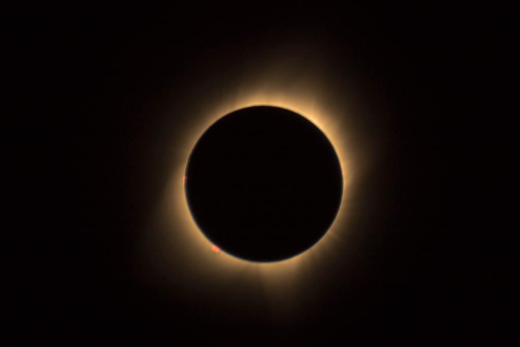 Efecto eclipse solar 2020