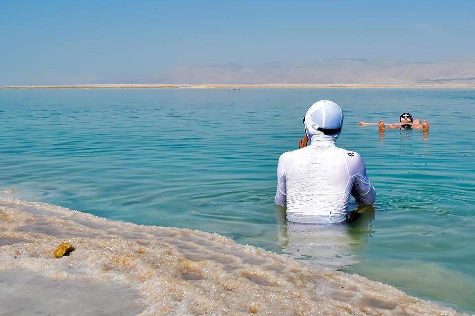 Desde ahora podrás disfrutar de los efectos curativos de las aguas del Mar Muerto