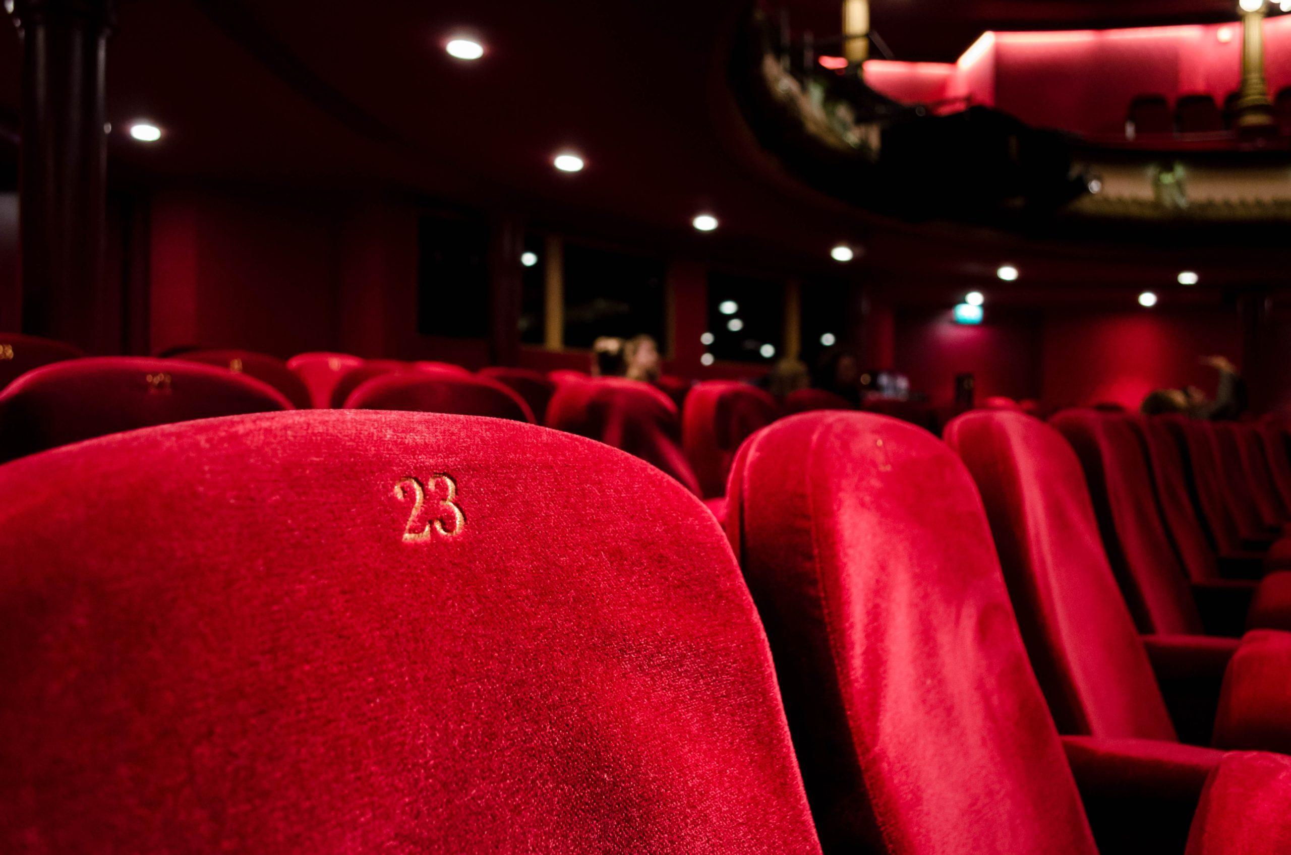 Alternativas para apoyar a cines y teatros durante el reconfinamiento