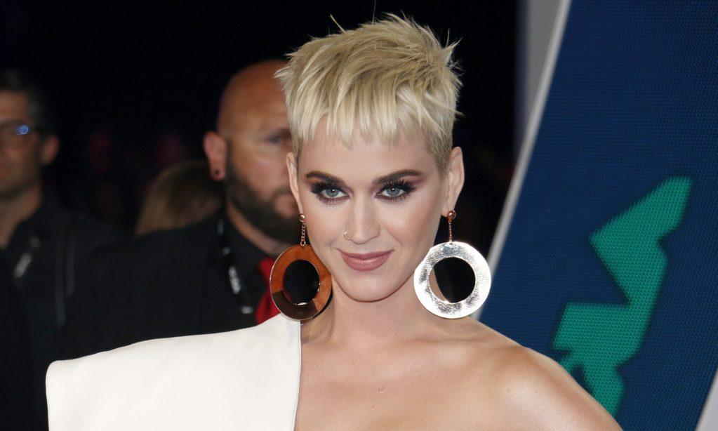 Katy Perry se convierte en vegana (junto con su perro)