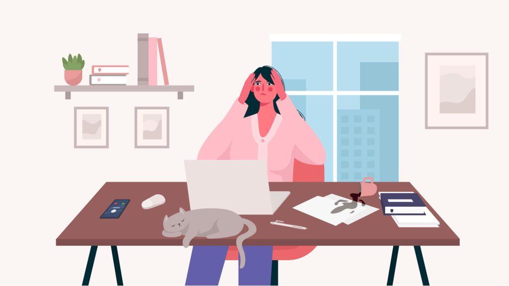 ¿Estrés? 10 maneras para reducirlo sin salir de casa