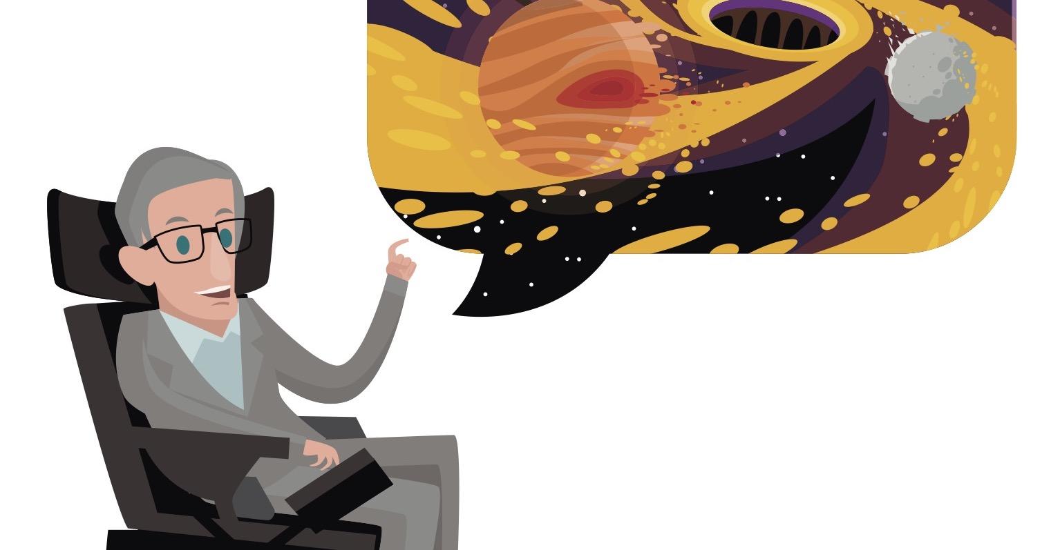Stephen Hawking y el legado de su mente brillante