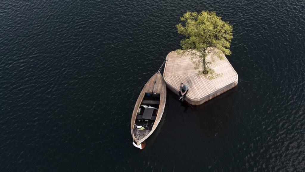 Islas flotantes sustentables: un gran espacio recreativo en Copenhague