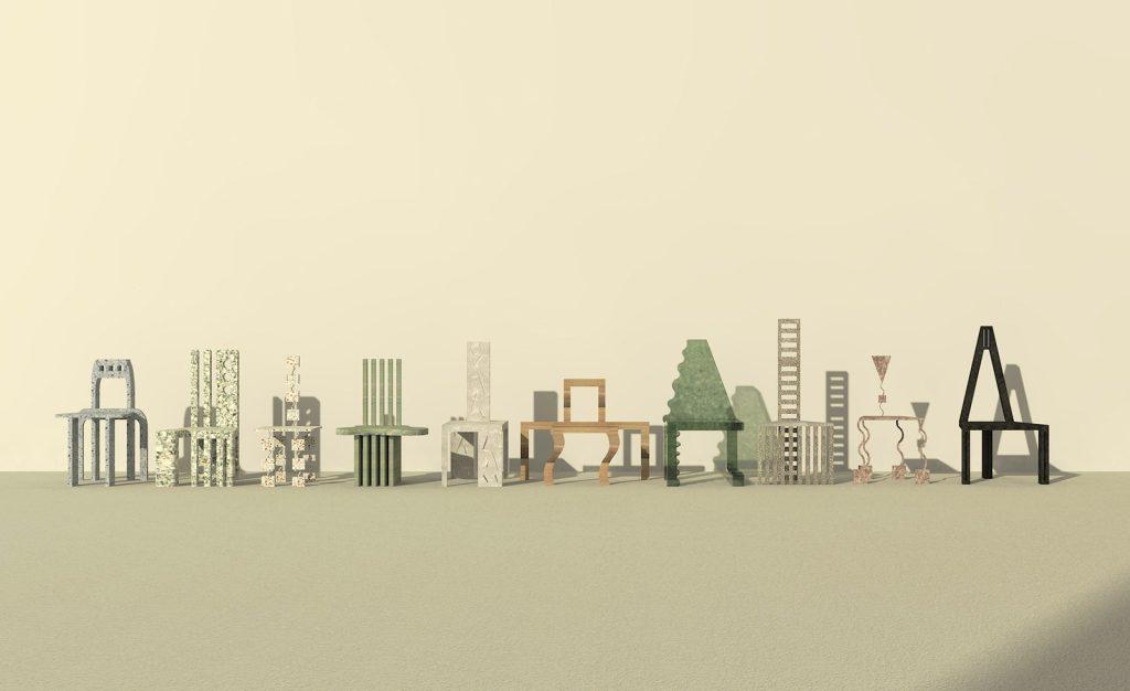 Las sillas sostenibles de esta diseñadora irlandesa están cambiando el mundo