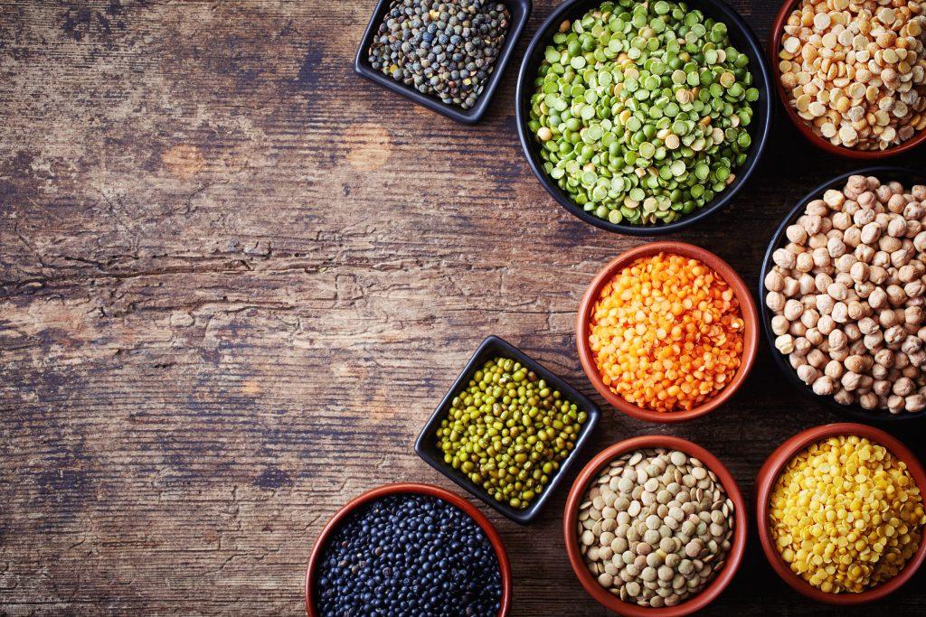 Las 10 legumbres que te conviene incluir en tu dieta