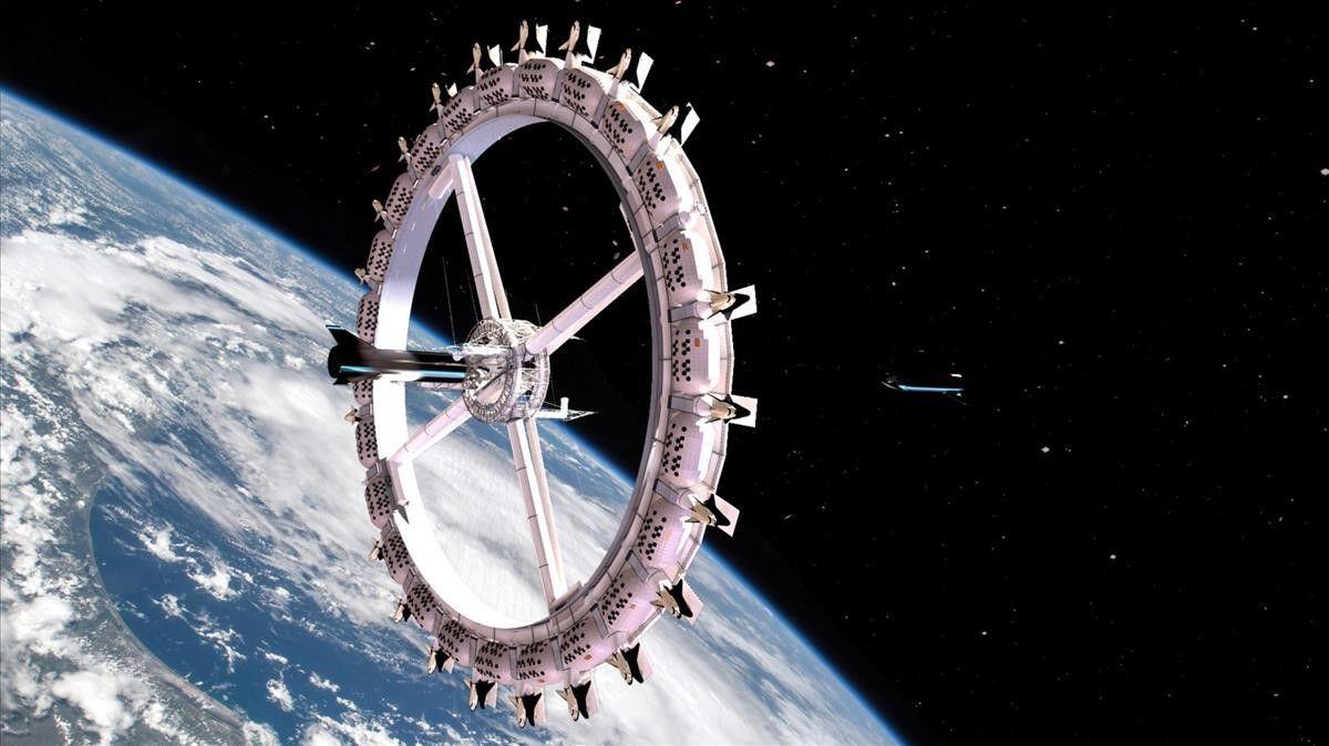 Voyager Station, el primer hotel espacial para 2027