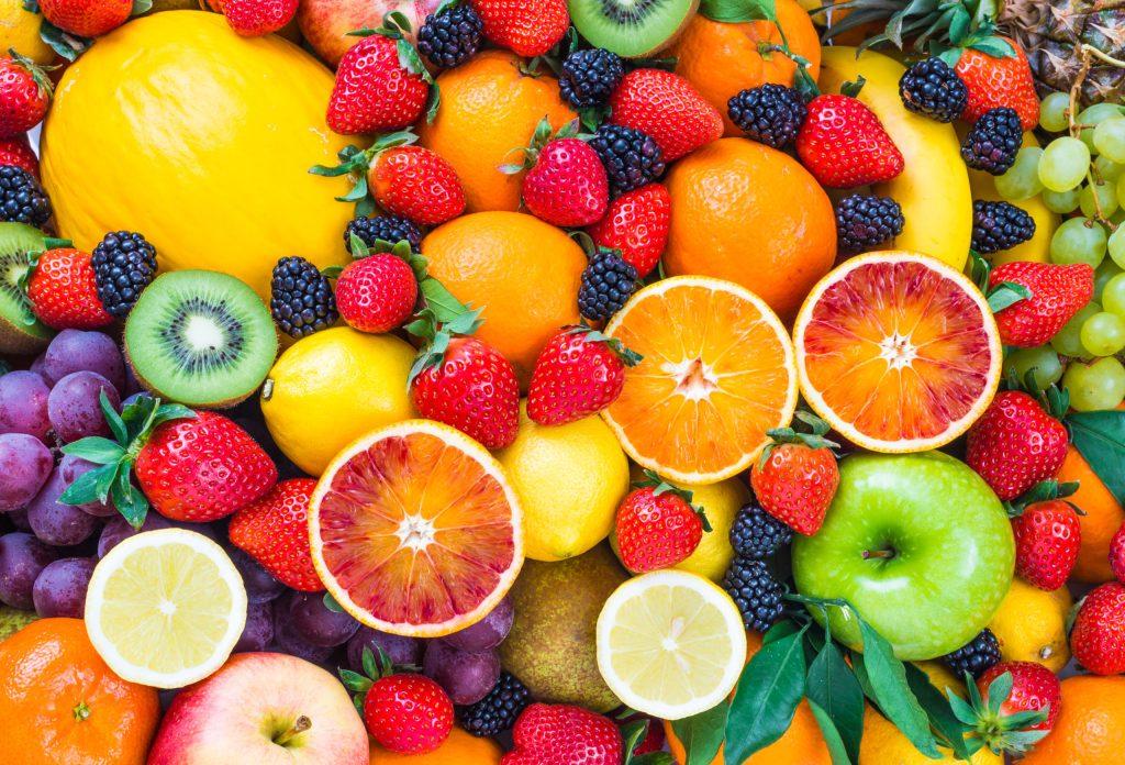 11 frutas y verduras de temporada y sus grandes beneficios a la salud