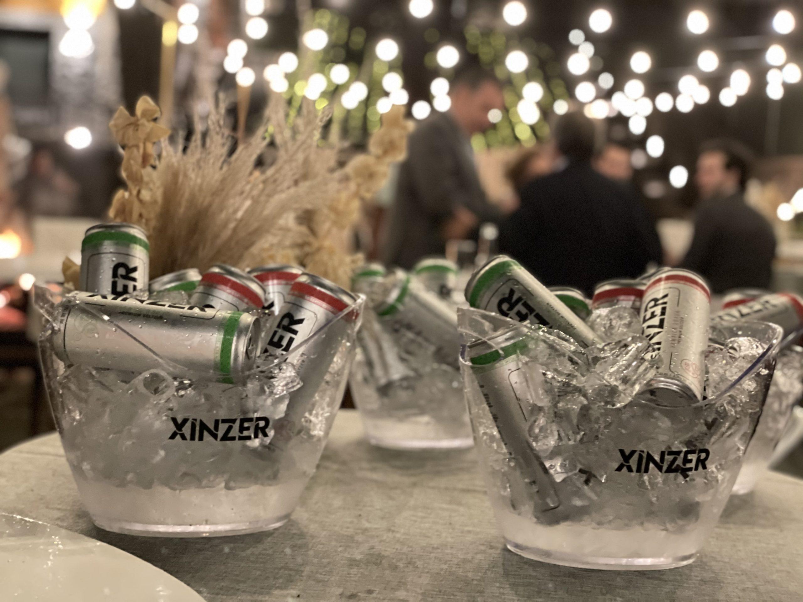 Xinzer, nueva bebida saludable artesanal y mexicana