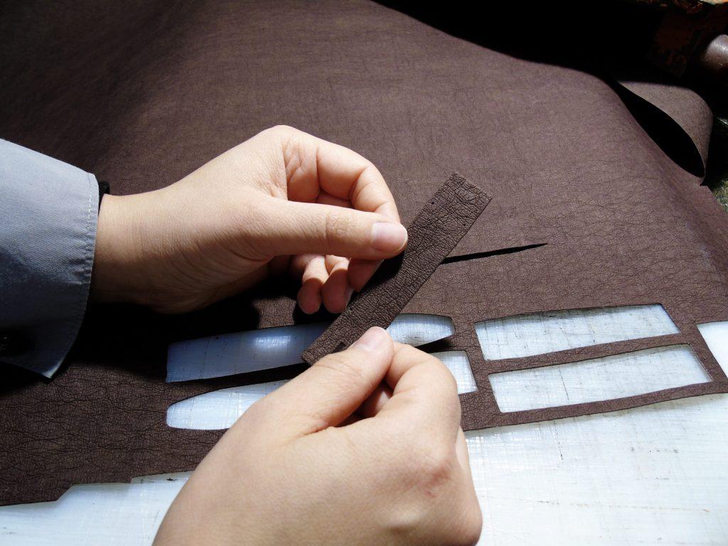IWC lanza correas de papel para sus relojes de lujo