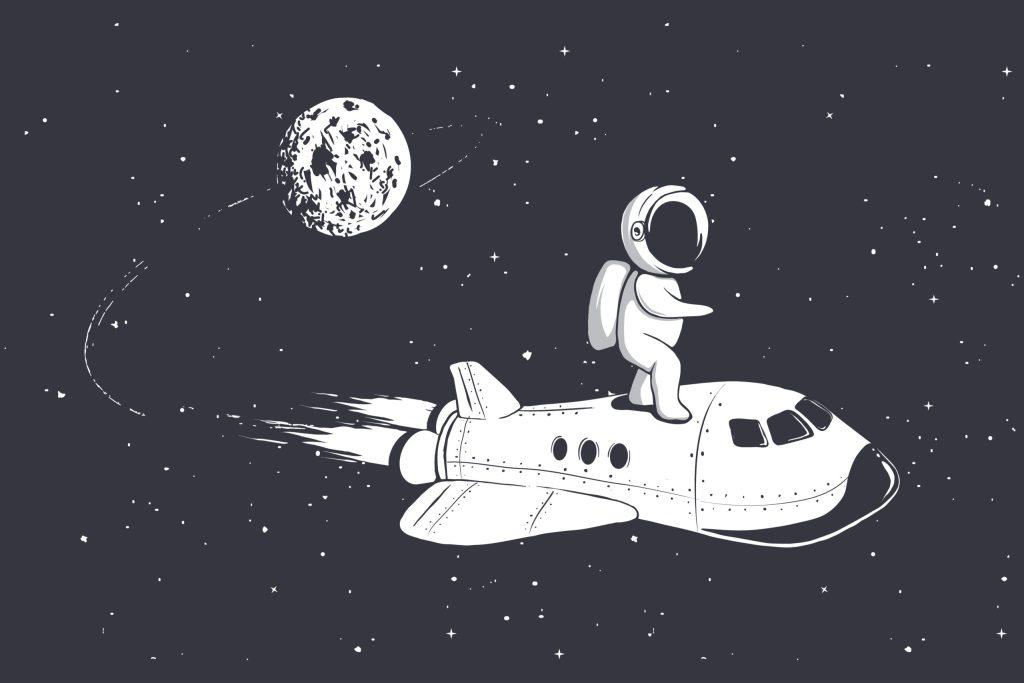 Millonario japonés ofrece viaje a la Luna a 8 personas
