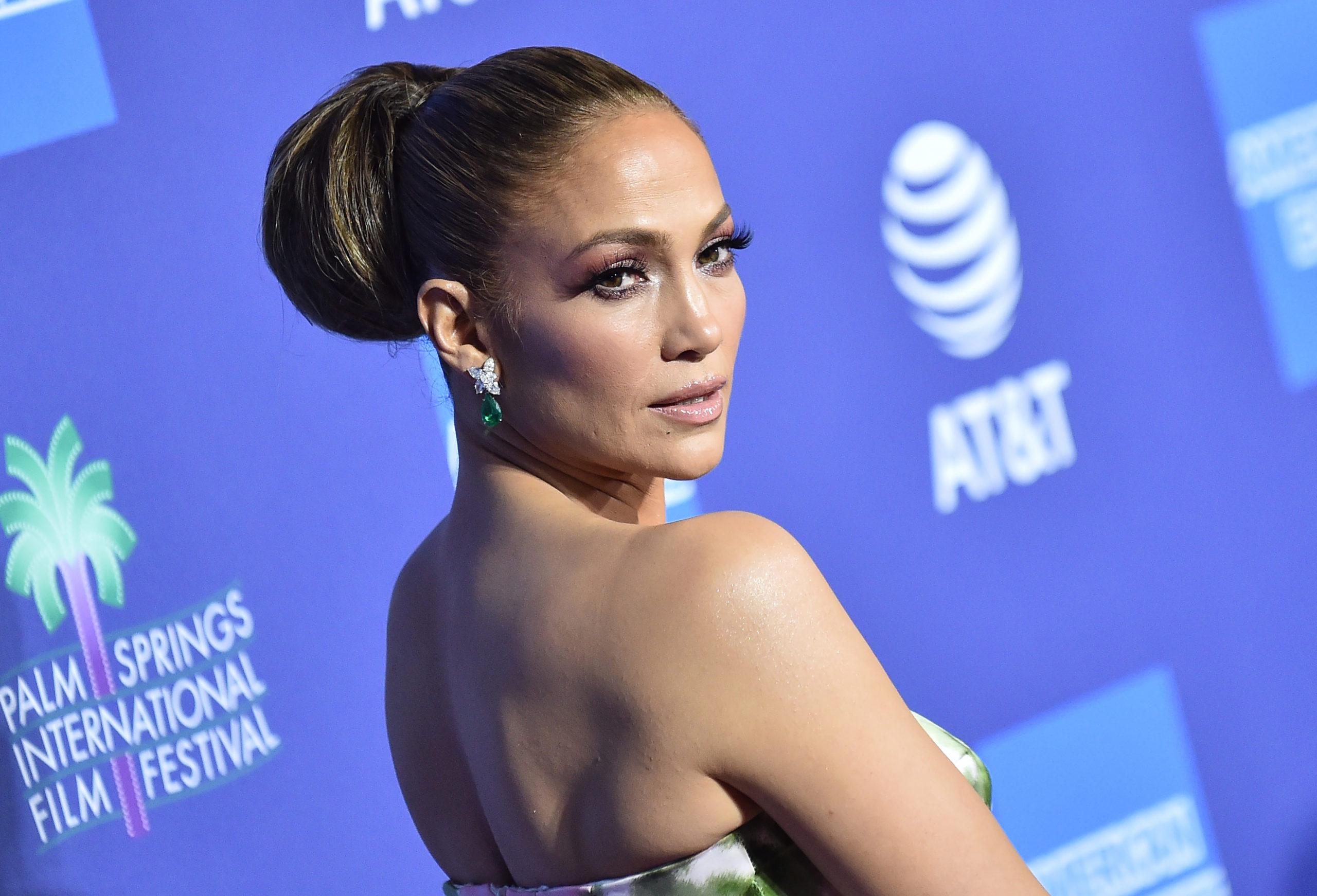 El objetivo de la fundación de Jennifer Lopez: dar apoyo médico a mujeres y niños sin recursos