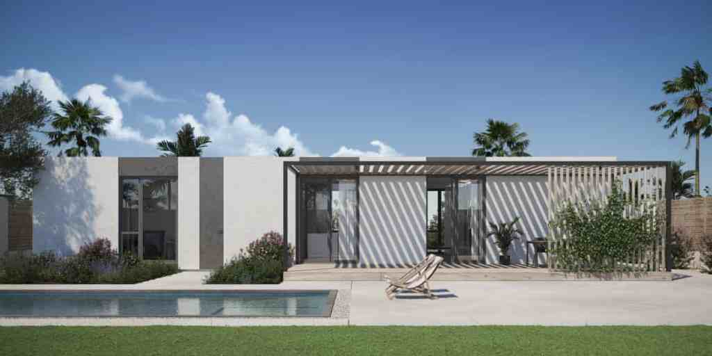 ¡Conoce la primera comunidad de casas cero energía impresas en 3D!