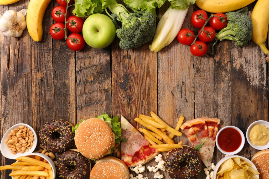 5 increíbles cambios en tu cuerpo que notarás al dejar la comida chatarra