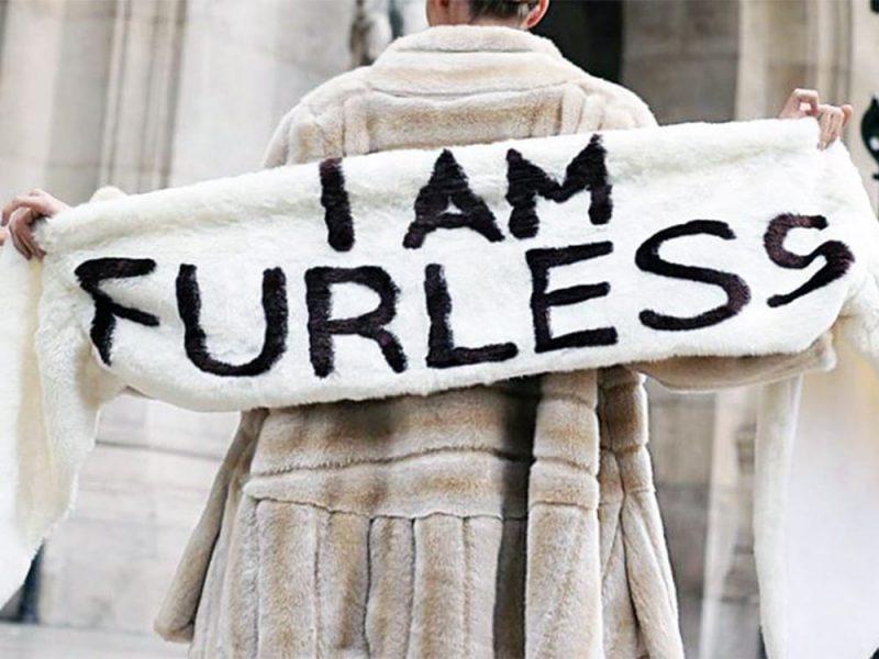 Alexander McQueen y Balenciaga dicen adiós al uso de pieles de animales