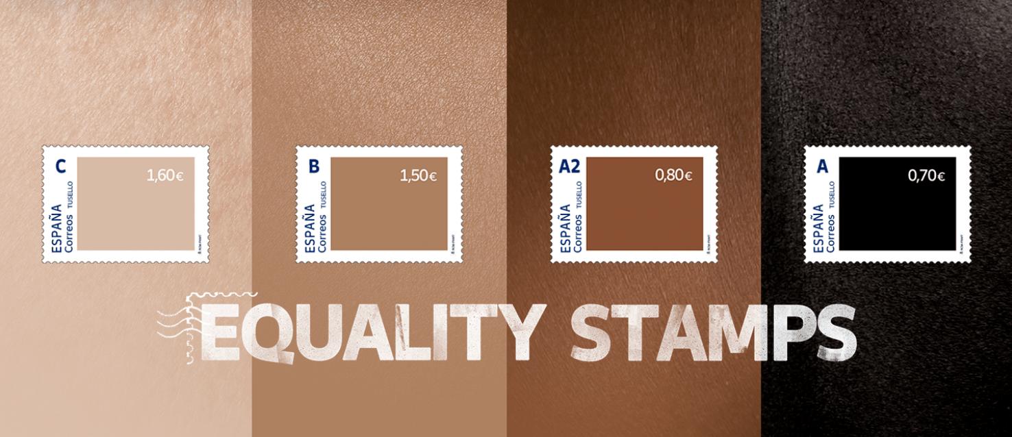 ¿Cuánto vale tu color de piel? La polémica campaña de Correos de España contra el racismo