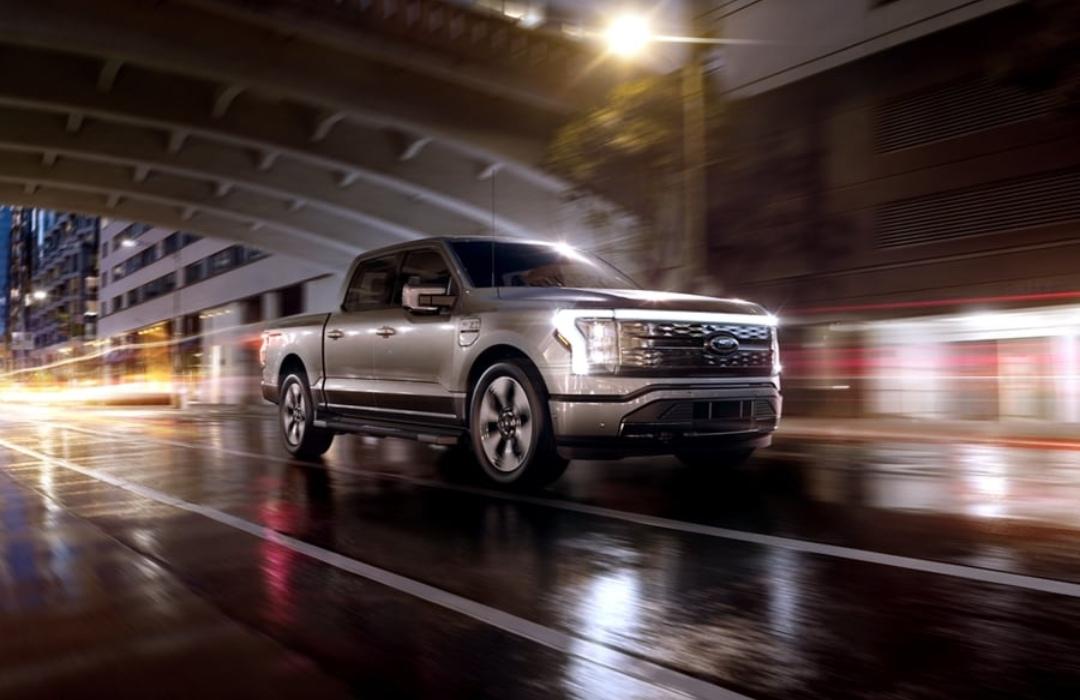 ¡A un lado Tesla! Ford lanzará una camioneta 100% eléctrica que seguro querrás tener