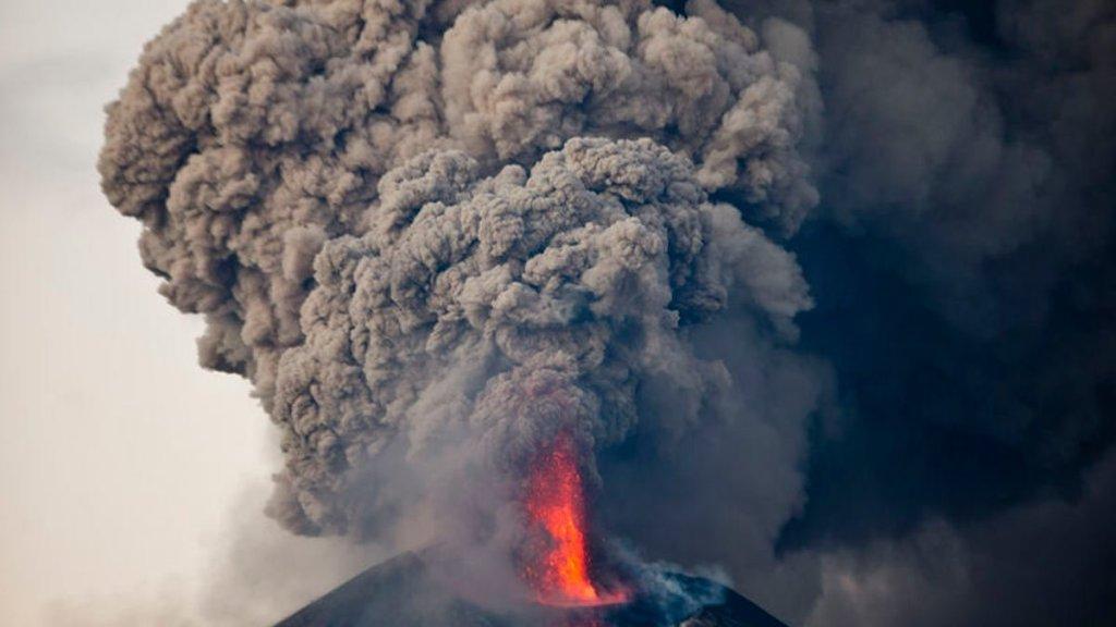 El volcán Tamu era el más grande del mundo