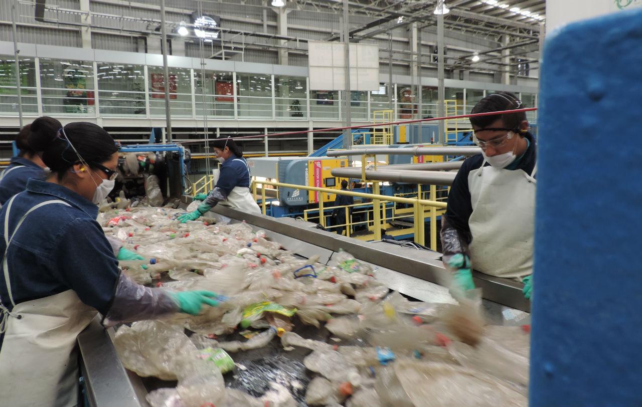 La planta de reciclaje más grande del mundo ¡está en México!