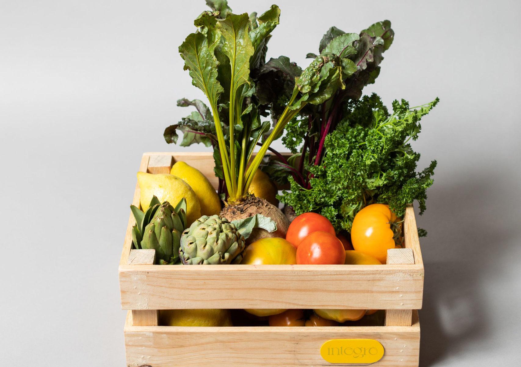 Conoce Íntegro, un huerto responsable que lleva productos orgánicos a tu casa