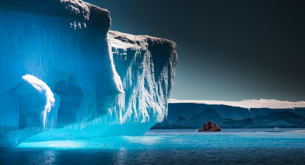 Estudian en La Antártida salud mental de astronautas que viajan al espacio