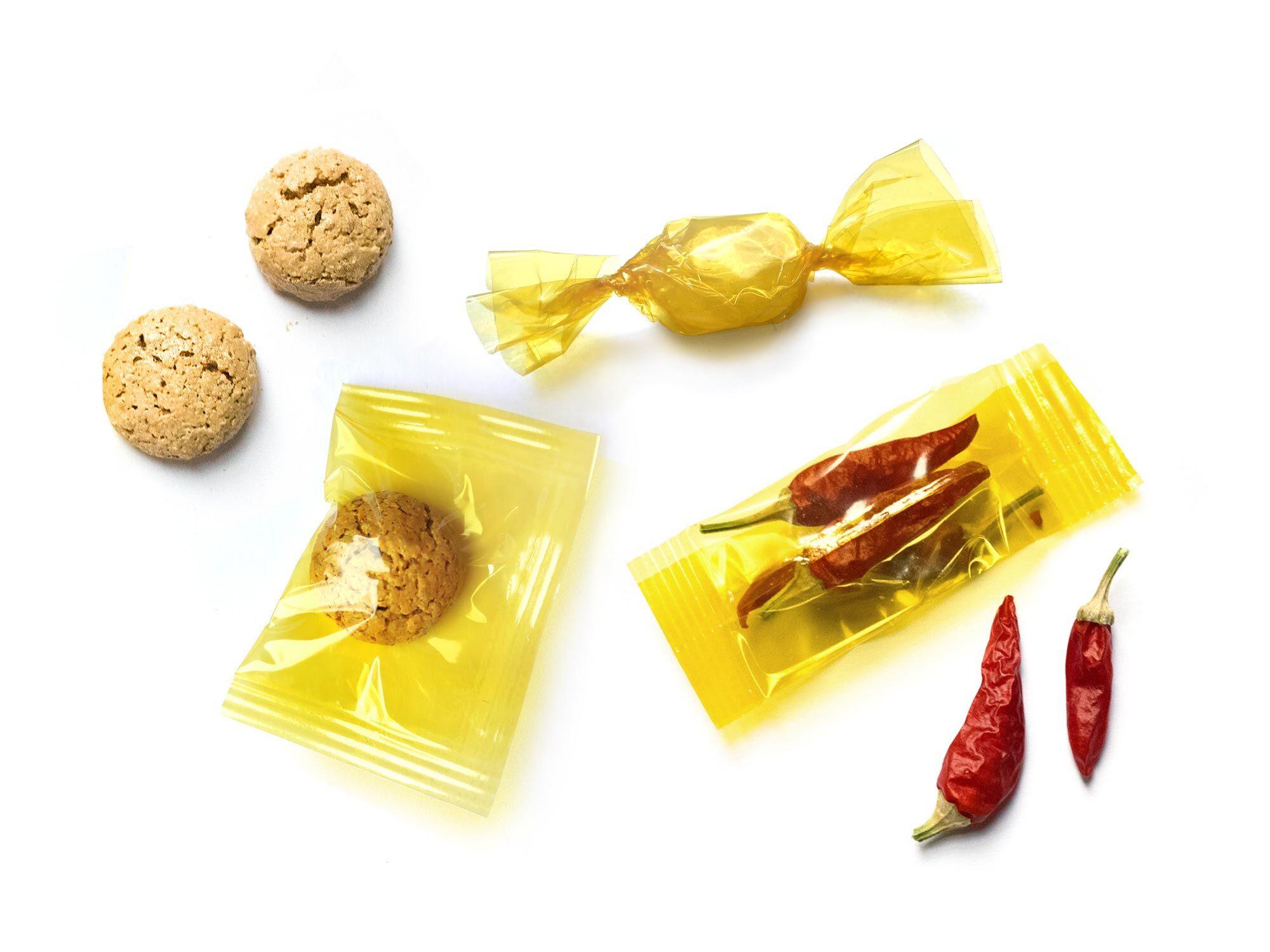 Crean plástico comestible para evitar desperdicios ¡y gana premio!
