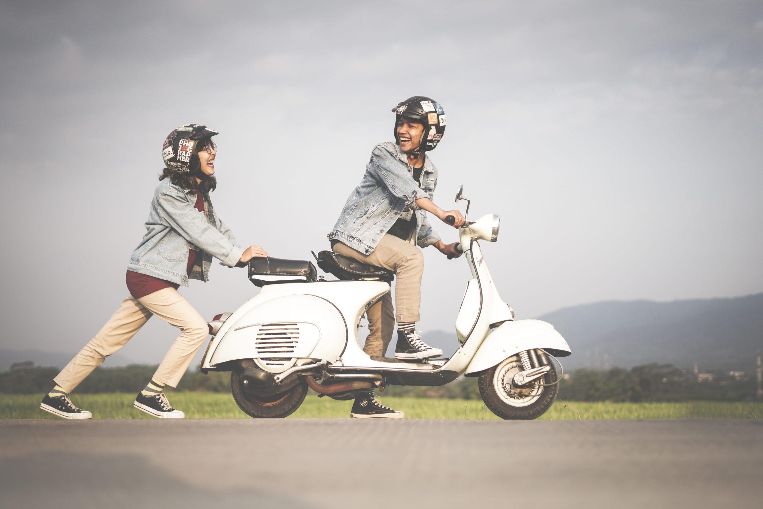 Las motos Vespa siguen haciendo historia: ganan como mejor sitio web