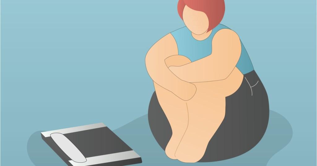 ¡Cuidado! Si no manejas bien tus emociones puedes subir de peso