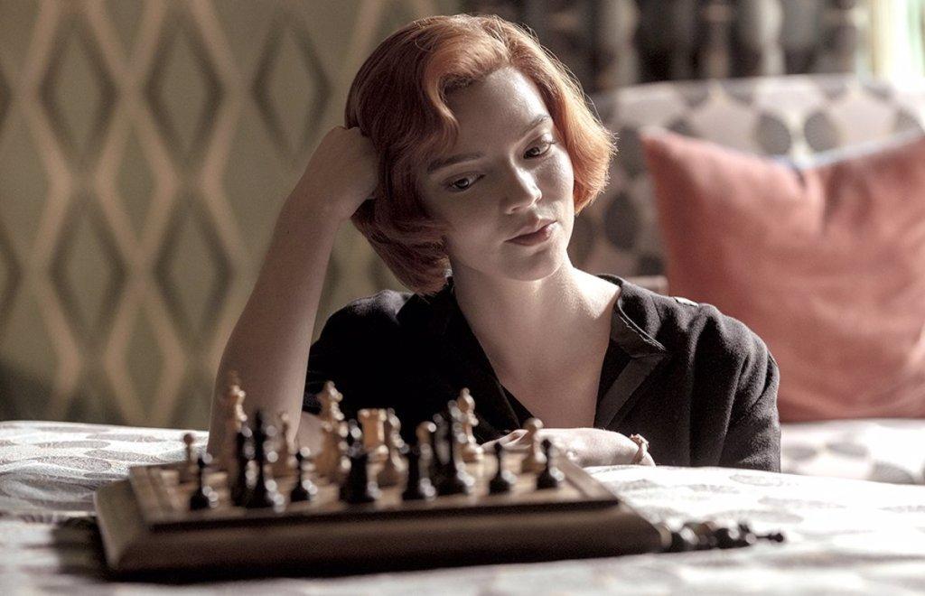 Al estilo Gambito de Dama, estas niñas en Zimbabue quieren triunfar en el ajedrez