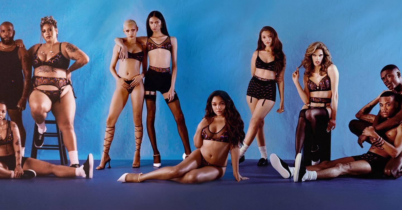 Rihanna lanza colección de lencería que celebra el Mes del Orgullo