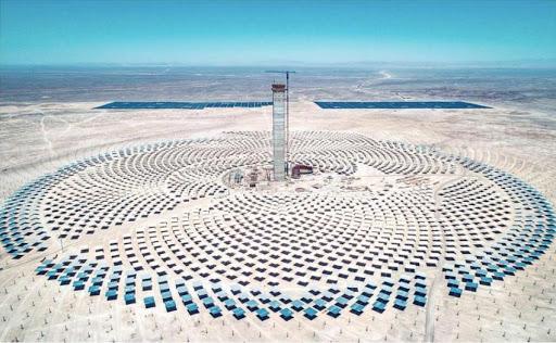 Chile inaugura la primera planta de energía solar de América Latina
