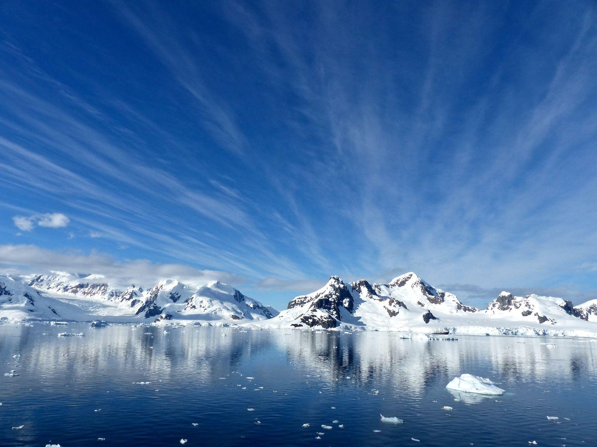 La Antártida ya tiene su primera bandera, y su significado ¡es genial!