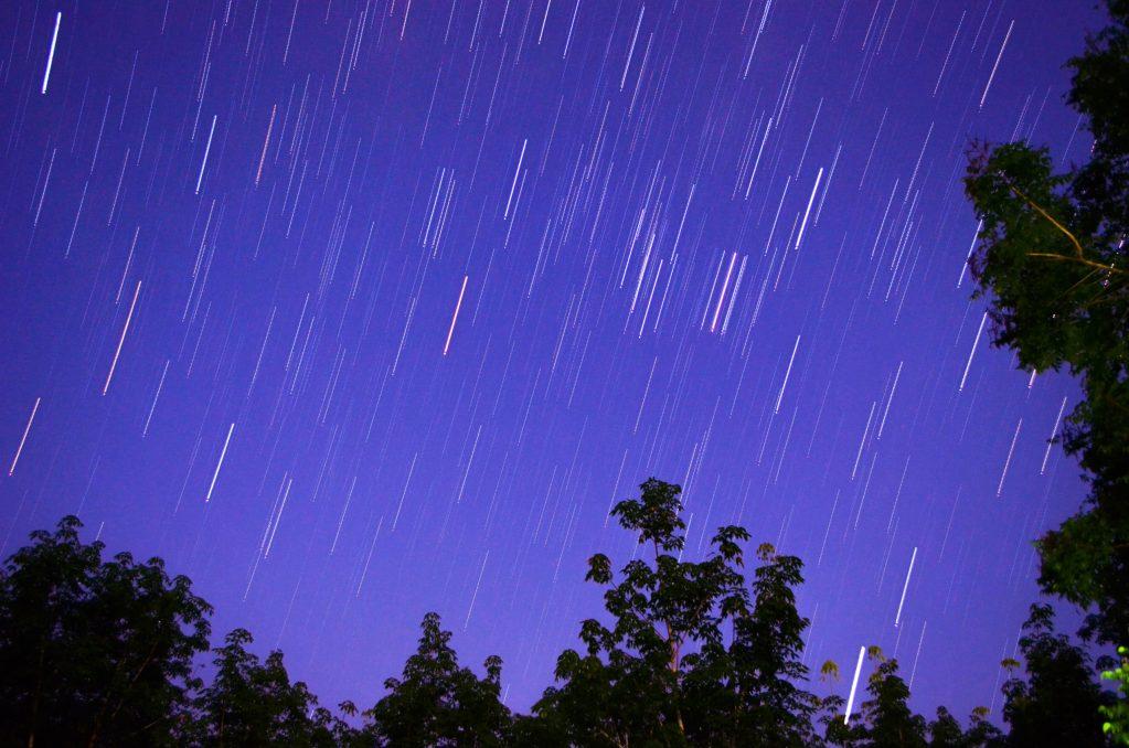 ¡Prepárate para ver la lluvia de estrellas Delta Acuáridas! Ve aquí la fecha