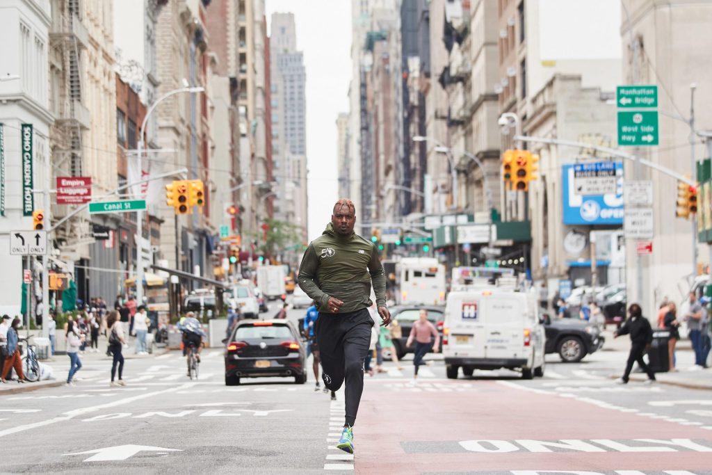 Atención runners: unos tenis que celebran los ¡50 años de la Maratón de Nueva York!