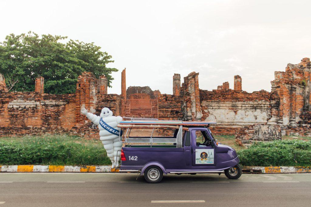 """Ayutthaya: la """"nueva"""" ciudad de la Guía Michelin en Tailandia"""