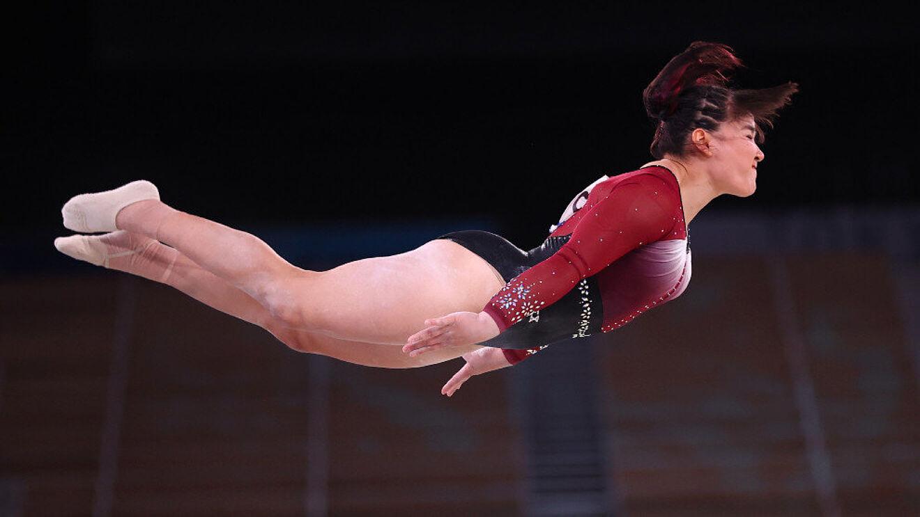 ¡Histórico! Alexa Moreno obtiene cuarto lugar en la final de salto de caballo