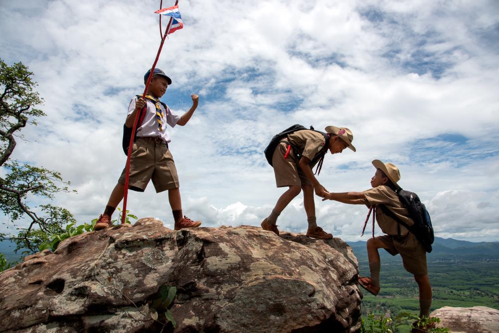 Opinión: La gran contribución de los 'Boy Scouts' del mundo a la sostenibilidad y a las comunidades