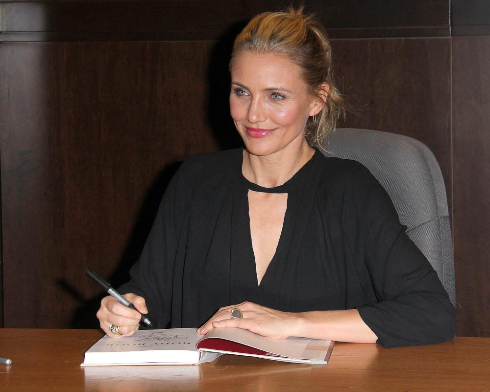Cameron Diaz, la actriz que dejó Hollywood por un trabajo home office