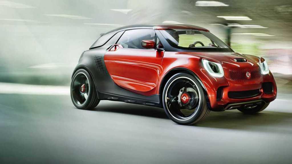 Razones por las que estamos obsesionados con el nuevo SUV eléctrico, de Smart