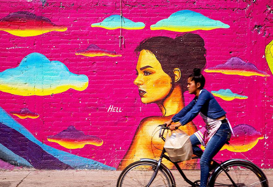 Iztapalapa Mural: arte para combatir la violencia en la Ciudad de México