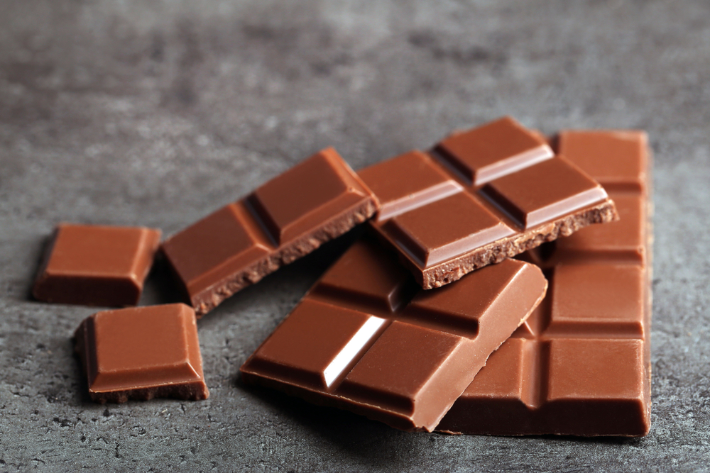 Hershey's presenta su primera barra de chocolate vegano