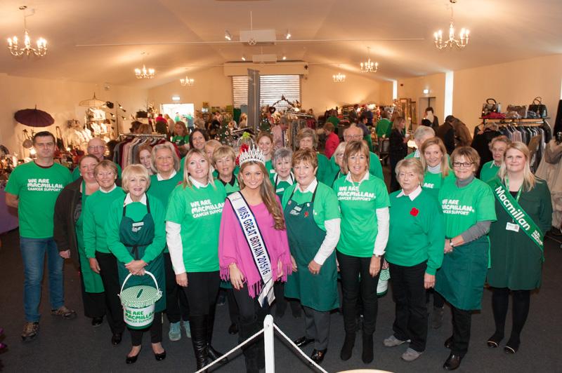 Southburn Christmas Fayre raises £25,000 for Macmillan cancer ...