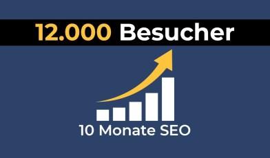 CaseStudy10Monate - SEO Agentur Mainz