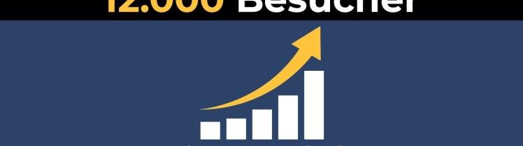 CaseStudy10Monate - Technik | 12.000 Besucher pro Monat nach 10 Monaten SEO