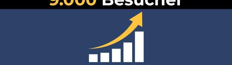 CaseStudy5Monate - Nahrungsergänzung | 9.000 Besucher nach 5 Monaten SEO