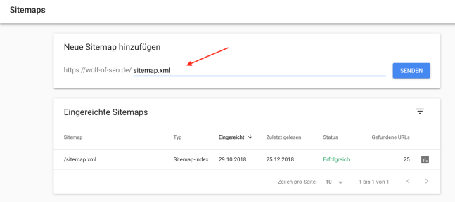 Bildschirmfoto 2018 12 28 um 16.21.18 1024x456 - Google Search Console einrichten - 10 Tipps für den Anfang