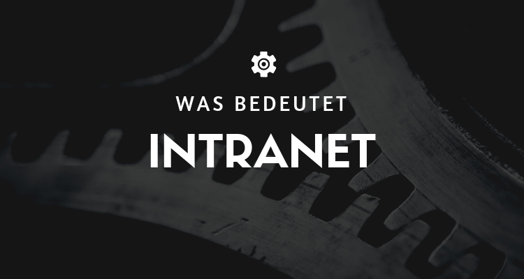 Was bedeutet 7 - Intranet