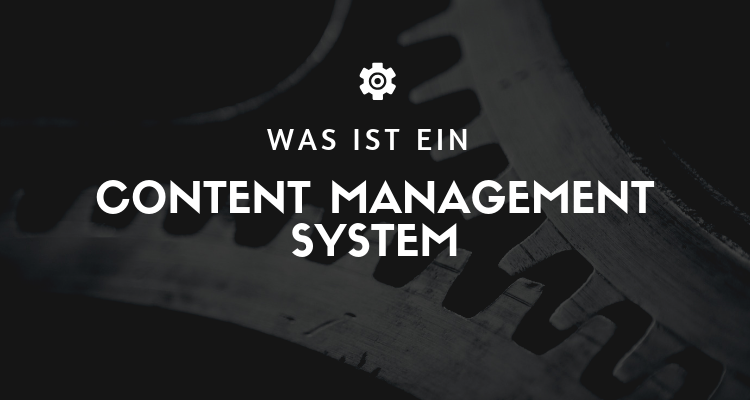 Was ist 21 1 - Content Management System (CMS)