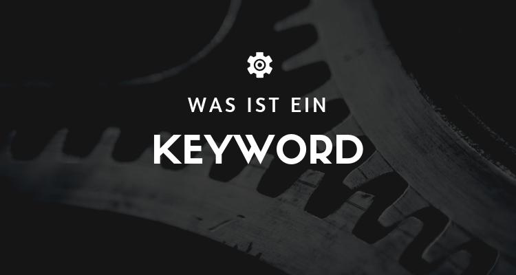 Was ist 34 1 - Keyword