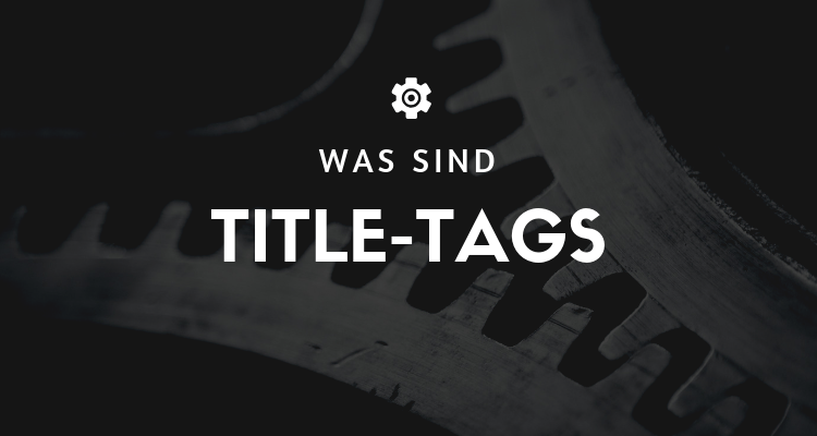 Was ist 6 2 - Title Tag